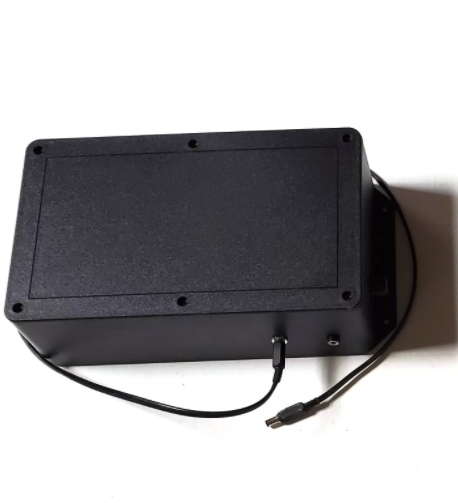 solar battery pet auto door